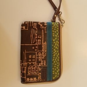 Fossil Wallet Pouch